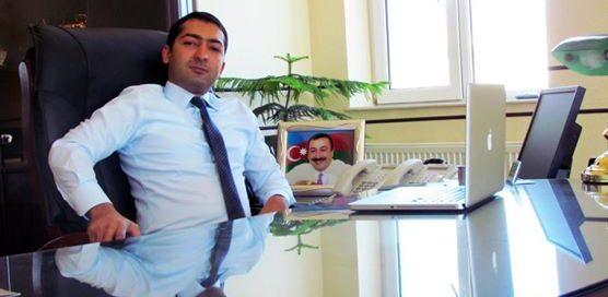 "President of WAF ""Bashat"" Farid Alizade"