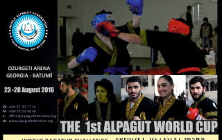 The 1st ALPAGUT WORLD CUP