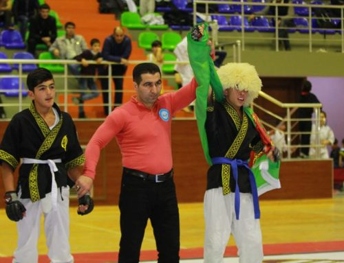 Bagatur games on Alpagut took place in Azerbaijan