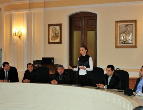 Azerbaijani MP Ganira Pashayeva was elected first vice-president of the World Alpagut Federation
