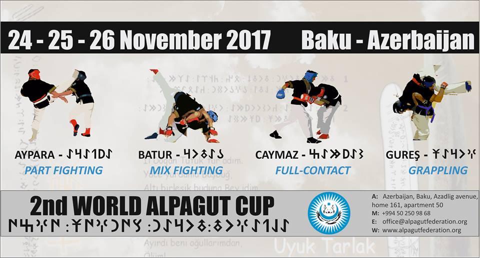 2-й Кубок мира по Алпагут