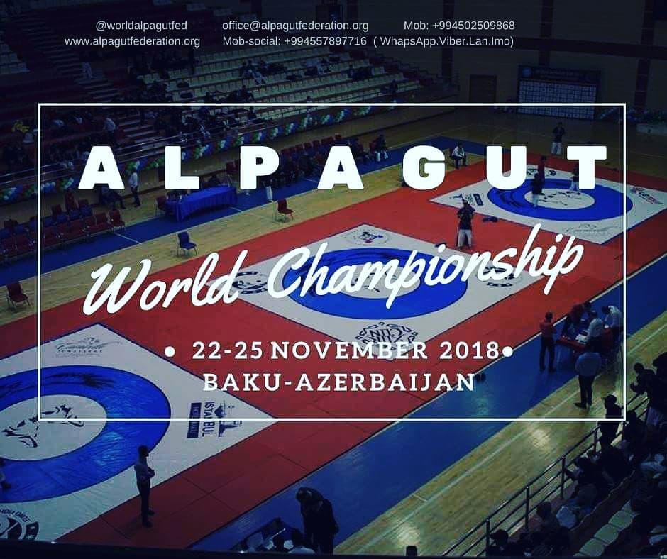 Alpagut Savaş Sanatı üzere Dünya Şampiyonası