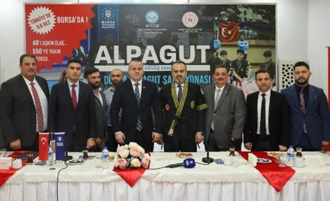 3rd Alpagut World Championship to be held in Bursa, Turkey